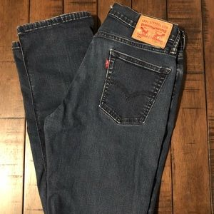 Men's Levi's 514 straight size 30 x 32